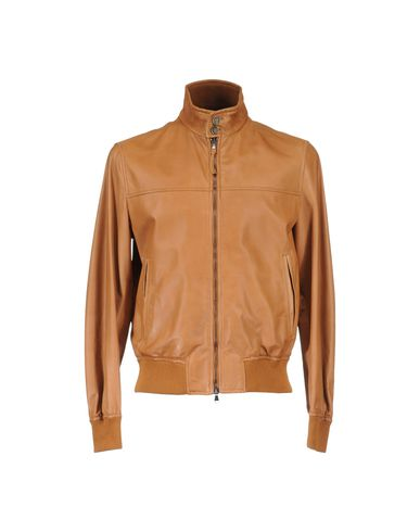 C/D/P - Leather outerwear