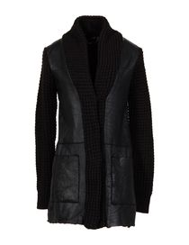C'N'C' COSTUME NATIONAL - Leather outerwear