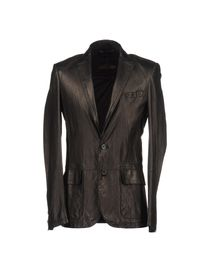 ROBERTO CAVALLI - Leather outerwear