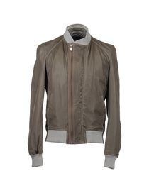 D&G - Leather outerwear
