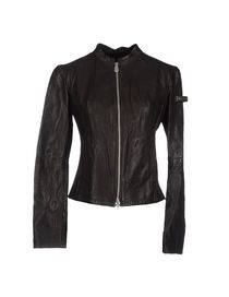 PEUTEREY - Leather outerwear