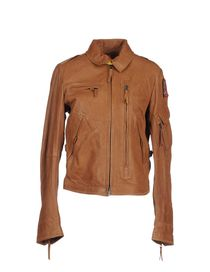 PARAJUMPERS - Leather outerwear