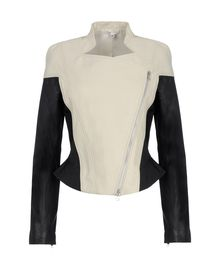 Leather outerwear - OHNE TITEL