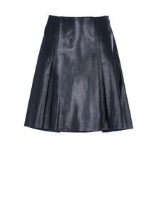 Leather skirt - OHNE TITEL