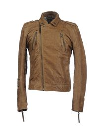 JUST CAVALLI - Leather outerwear
