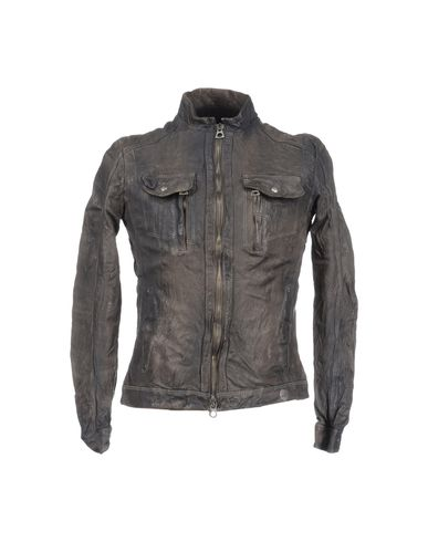 MP001 MELTIN POT - Leather outerwear