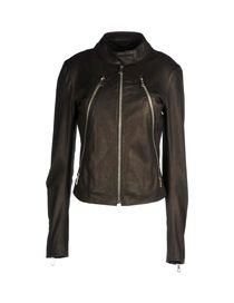 MAISON MARTIN MARGIELA 4 - Leather outerwear
