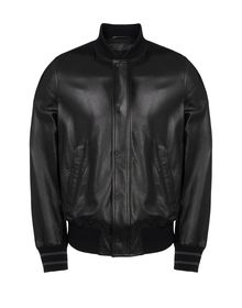 Leather outerwear - NEIL BARRETT