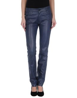Pantalones de piel - TRUSSARDI 1911 EUR 435.00