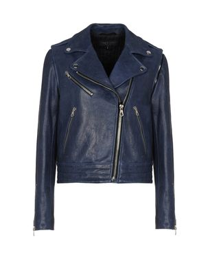 Leather outerwear Women's - RAG & BONE