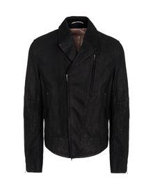Leather outerwear - ANN DEMEULEMEESTER