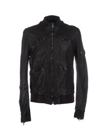 DOLCE & GABBANA - Leather outerwear