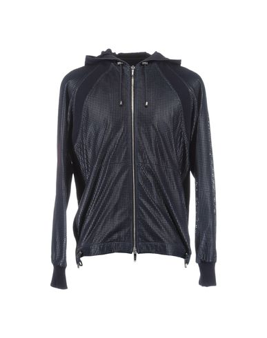 TRUSSARDI - Leather outerwear