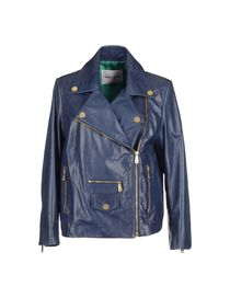 FRANKIE MORELLO - Leather outerwear