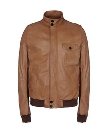 Manteau en cuir - BAND OF OUTSIDERS