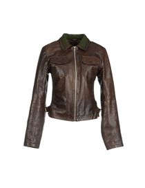 RA-RE - Leather outerwear
