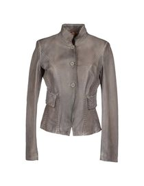 DONDUP - Leather outerwear