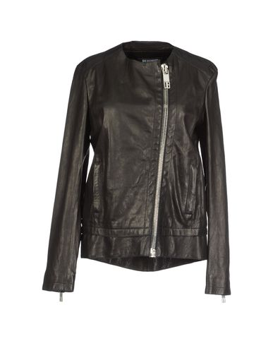 DIRK BIKKEMBERGS - Leather outerwear