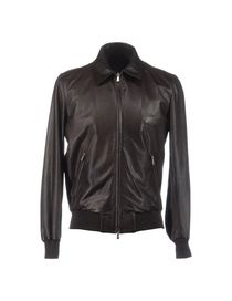 ENRICO MANDELLI - Leather outerwear