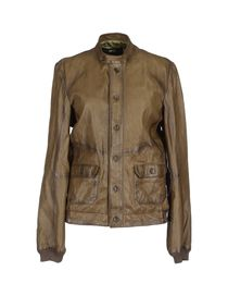 DATCH - Leather outerwear