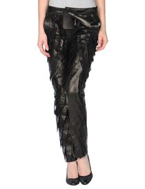 VALENTINO - Leather pants