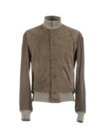 STEWART - Leather outerwear
