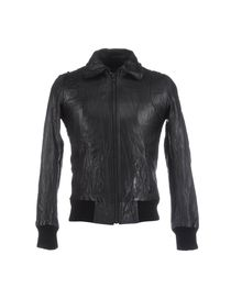 REPLAY - Leather outerwear
