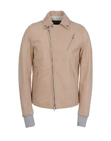 Lederjacke/Mantel - DAMIR DOMA