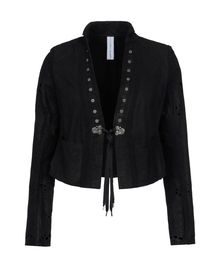 Leather outerwear - HIGH