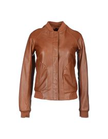 M.GRIFONI DENIM - Leather outerwear