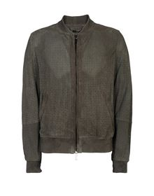 Leather outerwear - HARDY AMIES