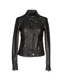 PF PAOLA FRANI - Leather outerwear