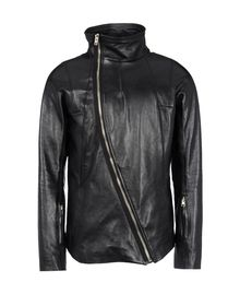 Leather outerwear - NICOLAS ANDREAS TARALIS
