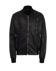 Leather outerwear - SILENT DAMIR DOMA