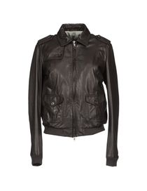 MAURO GRIFONI - Leather outerwear
