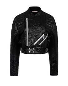 Lederjacke/Mantel - CHRISTOPHER KANE