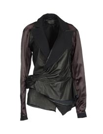 HAIDER ACKERMANN - Leather outerwear