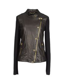 GUCCI - Leather outerwear