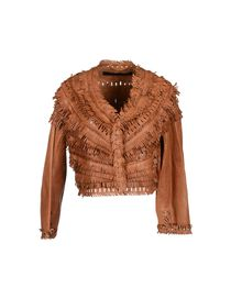 ERMANNO SCERVINO - Leather outerwear