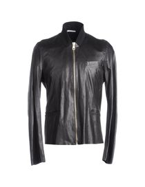 PAUL SMITH - Leather outerwear