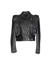 REDValentino - Leather outerwear