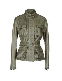 BELSTAFF - Leather outerwear
