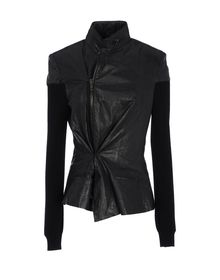 Leather outerwear - HAIDER ACKERMANN