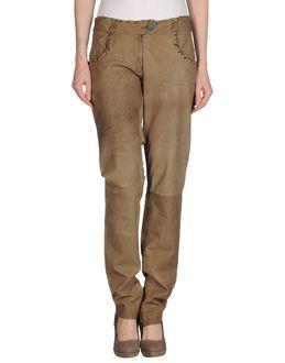 Pantalones de piel - LE CUIR PERDU EUR 195.00