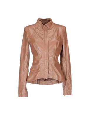 ANNARITA N. - Leather outerwear