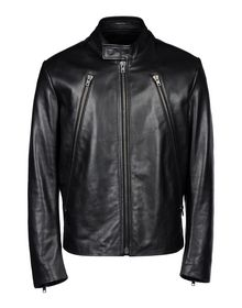 Leather outerwear - MAISON MARTIN MARGIELA 14