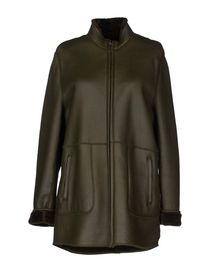 BURBERRY LONDON - Leather outerwear