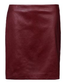 Leather skirt - THE ROW