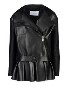 Leather outerwear - VIKTOR & ROLF