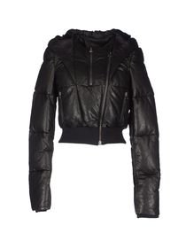 PIERRE BALMAIN - Leather outerwear